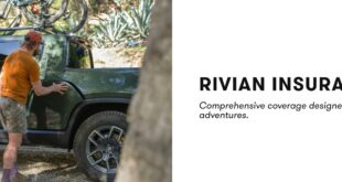 Rivian follows Tesla into another business with the launch of 'Rivian Insurance'